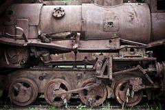 Trem Fotografia de Stock