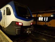 Trem da namoradeira Fotografia de Stock