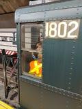 Trem da nostalgia Foto de Stock