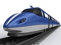 Trem de alta velocidade Imagem de Stock Royalty Free