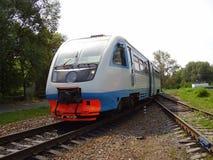 Trem de alta velocidade Fotos de Stock Royalty Free