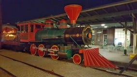 Trem de Chattanooga ChooChoo imagens de stock royalty free