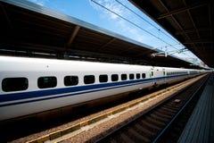Trem de Japão imagens de stock royalty free