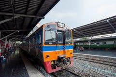 Trem de Tailândia Foto de Stock