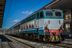 Trem diesel italiano Imagens de Stock