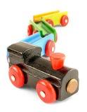 Trem do brinquedo Imagens de Stock Royalty Free