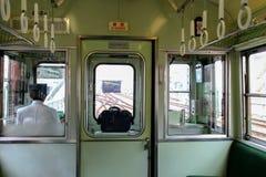 Trem do JÚNIOR de Japão Osaka imagens de stock