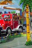 Trem do parque de diversões Imagem de Stock Royalty Free