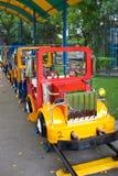 Trem do turismo das crianças Fotografia de Stock Royalty Free