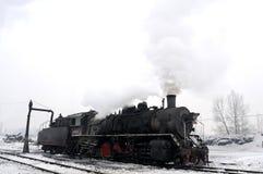 Trem do vapor Foto de Stock