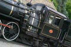 Trem do vapor Imagens de Stock Royalty Free