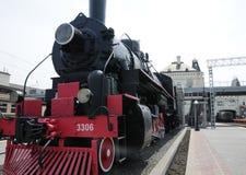 Trem do vapor Imagem de Stock