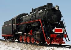 Trem do vapor do vintage Imagens de Stock