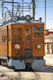 Trem do vintage Imagem de Stock
