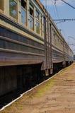 Trem elétrico Fotos de Stock