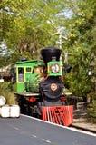 Trem expresso de Serengeti dos jardins de Busch Imagem de Stock