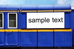 Trem histórico Imagem de Stock Royalty Free