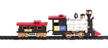 Trem modelo Fotografia de Stock Royalty Free