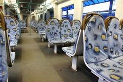 Trem moderno Fotografia de Stock