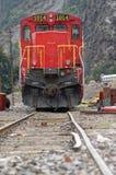 Trem, peru Imagens de Stock Royalty Free