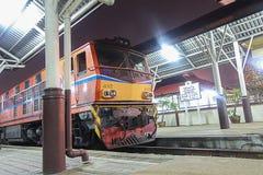 Trem tailandês Foto de Stock Royalty Free