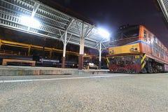 Trem tailandês Fotos de Stock