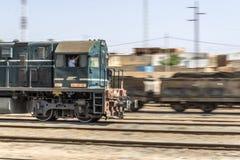 Trem Tunísia Fotos de Stock Royalty Free