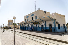 Trem Tunísia Imagem de Stock