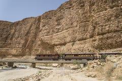 Trem Tunísia Imagem de Stock Royalty Free