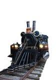 Trem velho Fotos de Stock Royalty Free