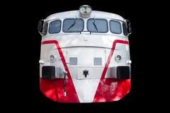 Trem velho Imagens de Stock Royalty Free