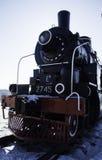 Trem velho imagem de stock