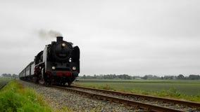 Trem velho do vapor filme