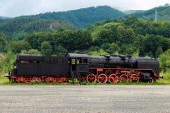 Trem velho do vapor Fotos de Stock Royalty Free