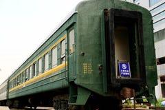 Trem velho em China Foto de Stock Royalty Free