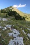 tremalzo горы Италии Стоковое Изображение