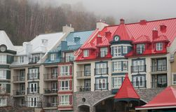 Tremblant Stock Photography