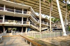 Tremblement de terre Photo stock