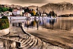 tremezzina озера la como Стоковое Изображение