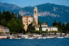 Tremezzo, Lake Como Royalty Free Stock Photo