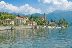 Tremezzo,Lake Como,Comer See,Italy Stock Photo