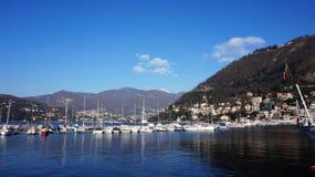 Tremezzo, Lake Como, Lombardy, Italy, Royalty Free Stock Photography