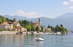 Tremezzo town Stock Images