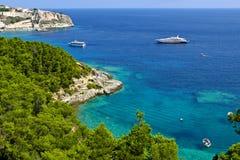 Tremiti海岛 免版税图库摄影