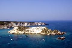 Tremiti islands - Italy Royalty Free Stock Image