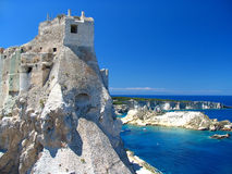 Tremity. Tremiti islands in Italy in Europe royalty free stock image