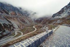 """Tremolaweg †""""Gotthard stock fotografie"""