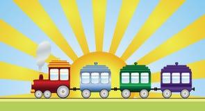 Tren Imágenes de archivo libres de regalías