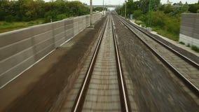 Tren almacen de metraje de vídeo