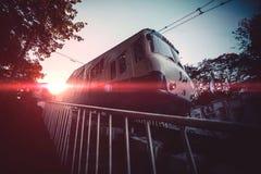 Tren Fotos de archivo libres de regalías